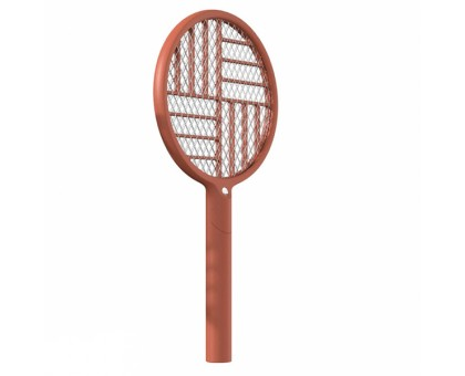 Складная электрическая мухобойка Xiaomi Sothing Foldable Electric Mosquito Swatter Red (DSHJ-S-1906)
