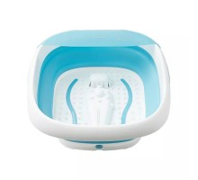 Массажер для ног Xiaomi Leravan Folding Massage Foot Bath LF-ZP008 Blue